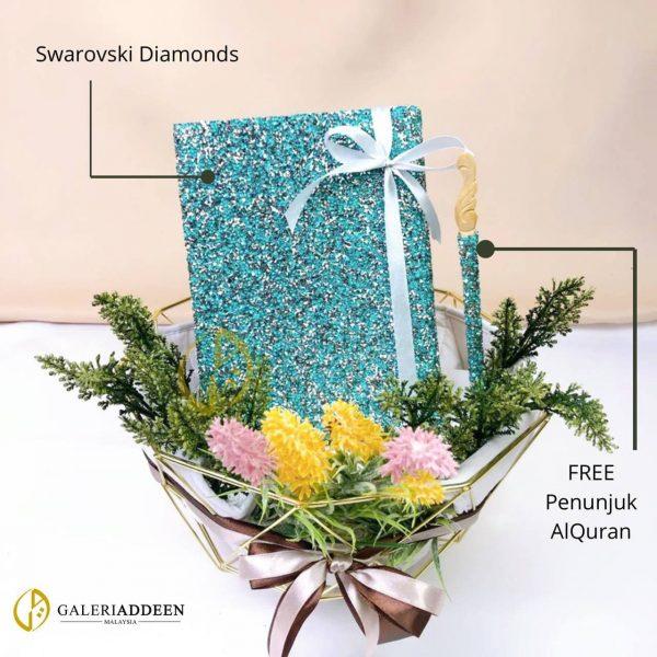 alquran swarovski gift_galeriaddeen
