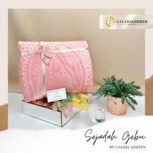 sejadah gebu in blush pink_HADIAH HANTARAN