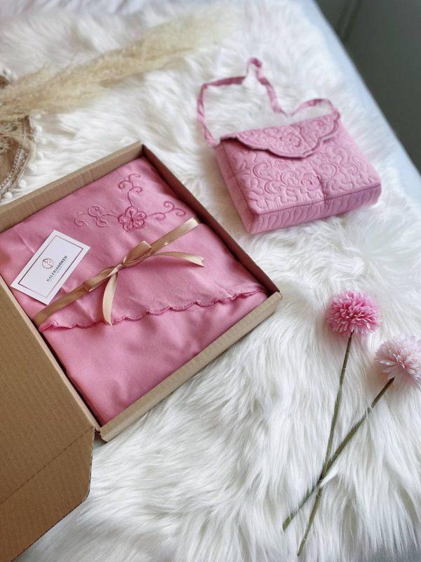 telexing bag galeriaddeen pink